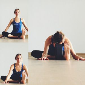 yin yoga sequence for gratitude with images  yin yoga