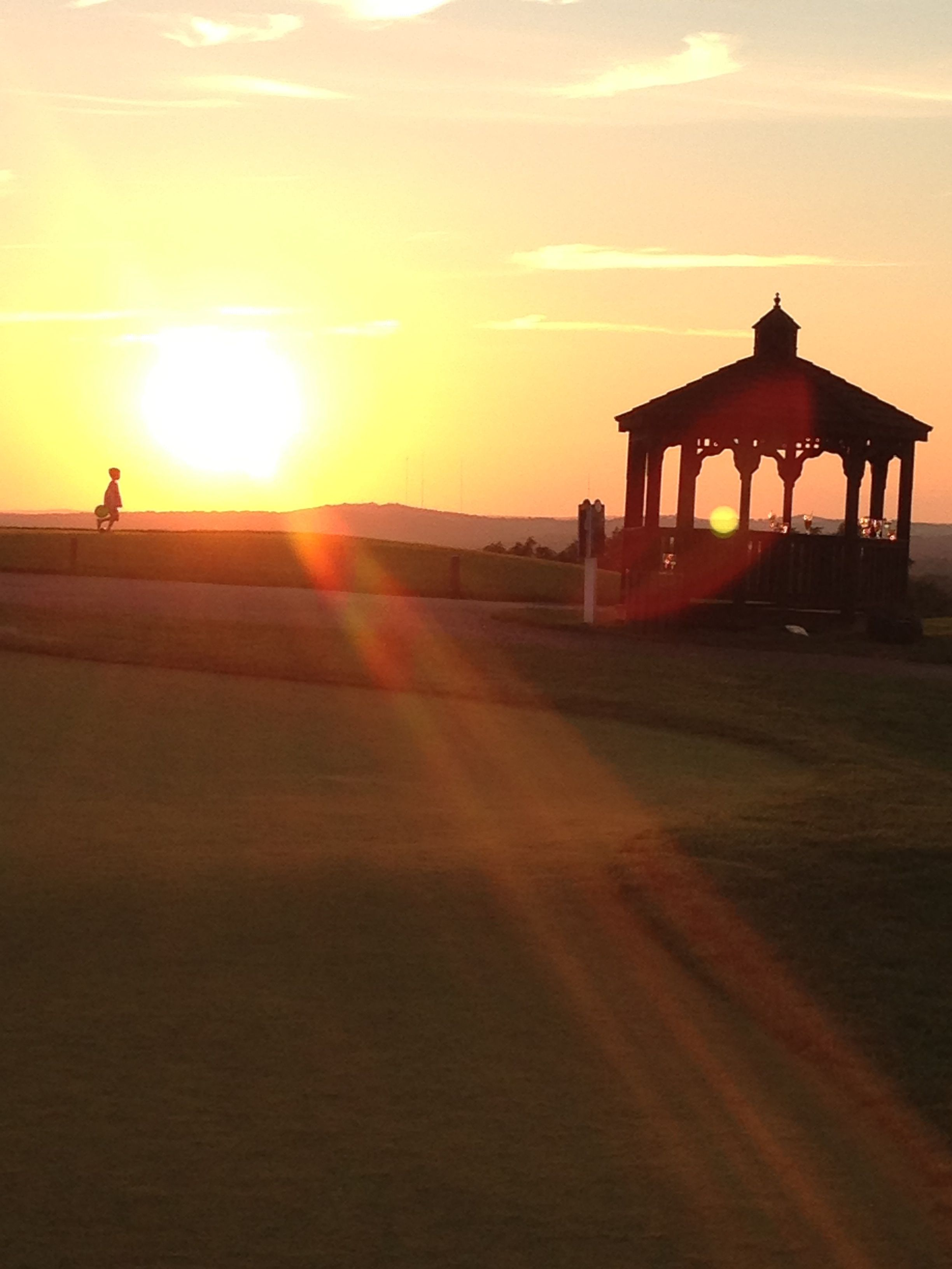 sunset at granite links quincy ma photography pinterest