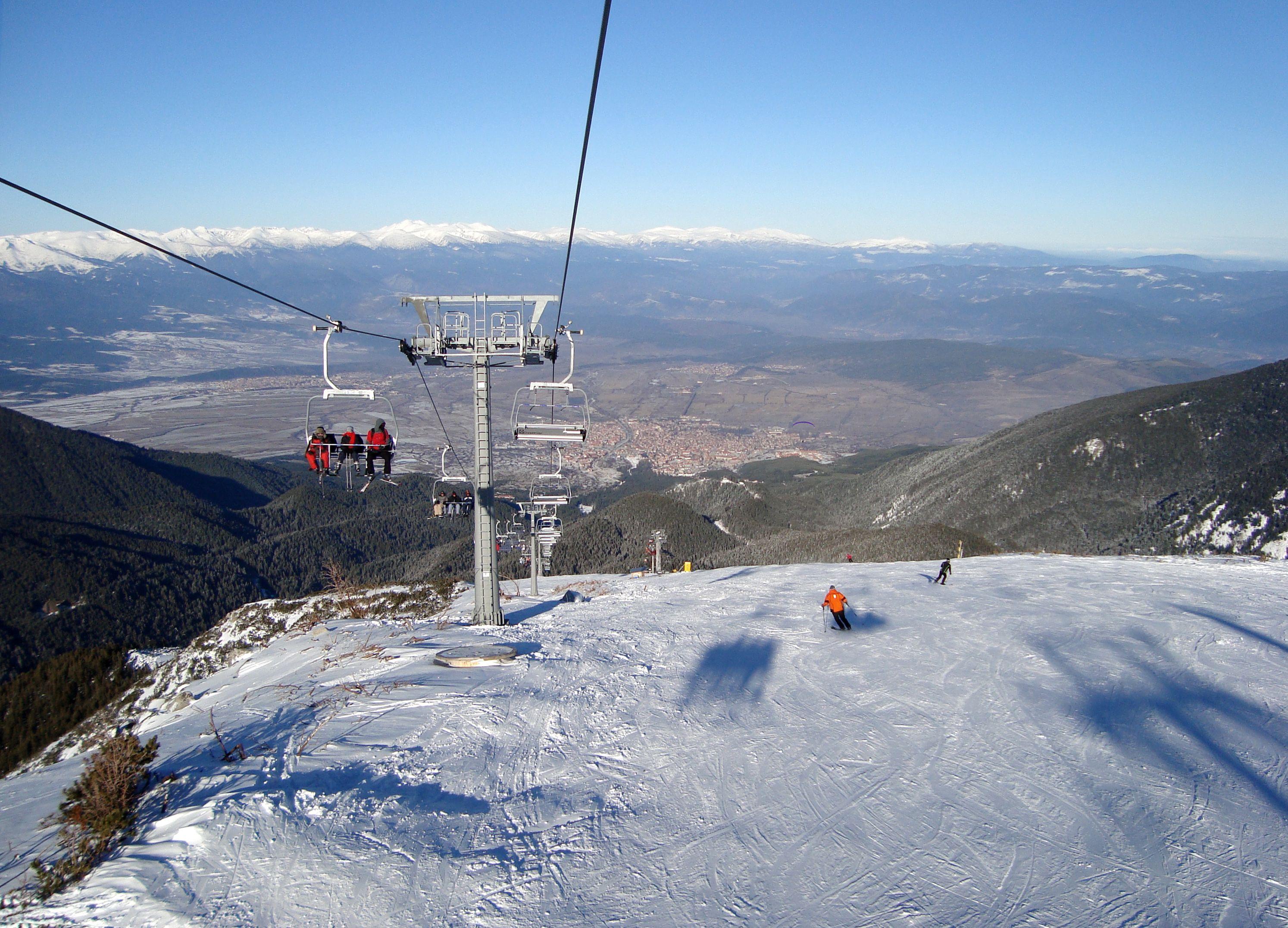 Road Trip A8hna Limnh Kerkinh Bansko Olympos Dreamista Bansko Travel Skiing