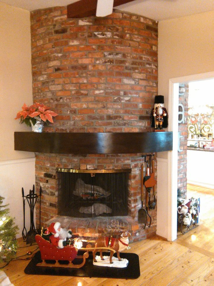 Curved Mantle Curved Fireplace Fireplace Facade Fireplace Mantle