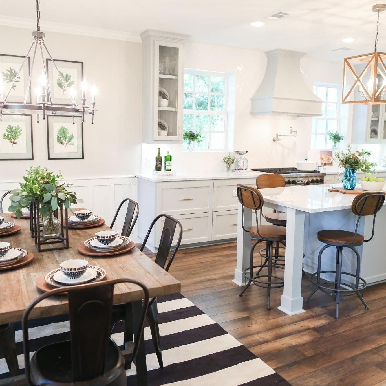 28+ Top Kitchen Dining Room Secrets - futthome (With ...