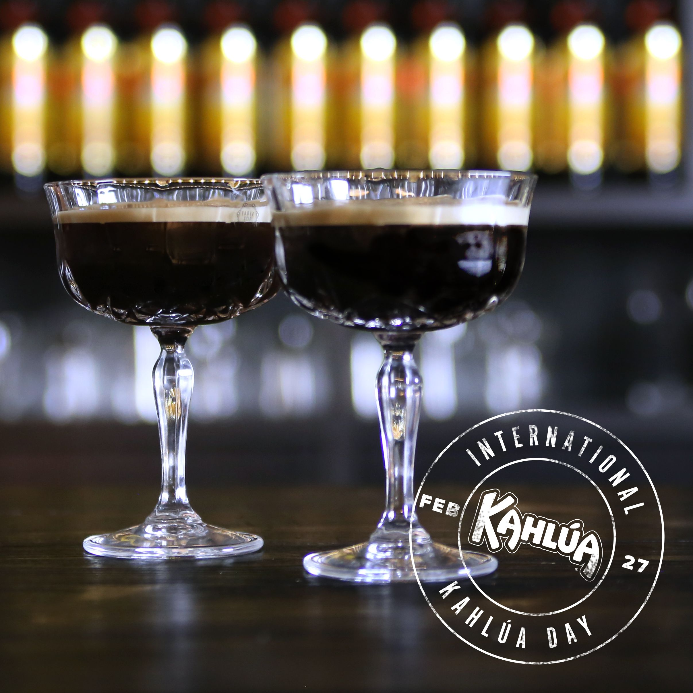Pin by Kahlúa Coffee Liqueur on International Kahlúa Day