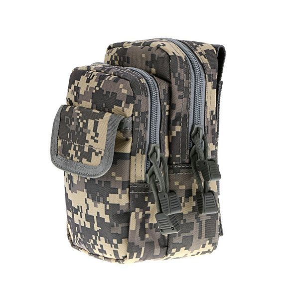 Men Molle Outdoor Sport Tactical Package Casual Nylon Bag - US$11.33