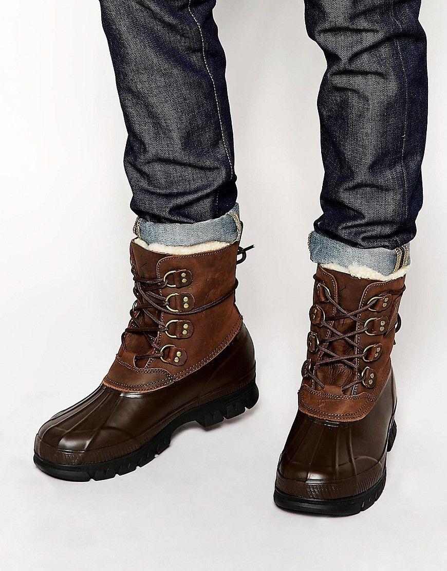 best website 622b7 166fb mens ralph lauren polo boots Polo Boots, Polo Ralph Lauren, Girl Outfits
