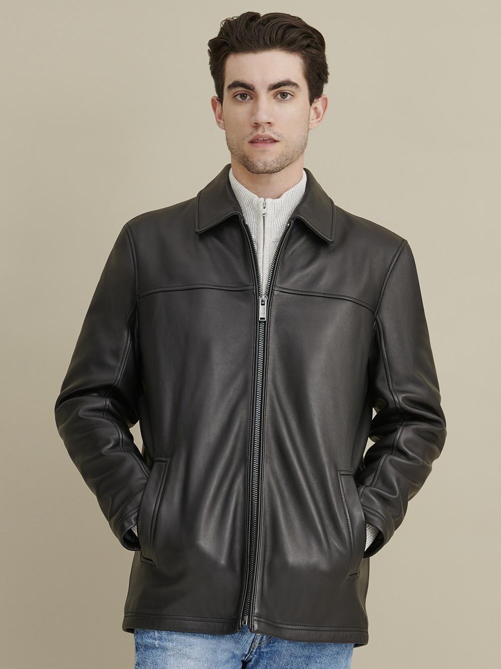 Wilsons Leather Men S Women S Leather Jackets Handbags More In 2021 Leather Jacket Black Leather Biker Jacket Jackets [ 1333 x 999 Pixel ]
