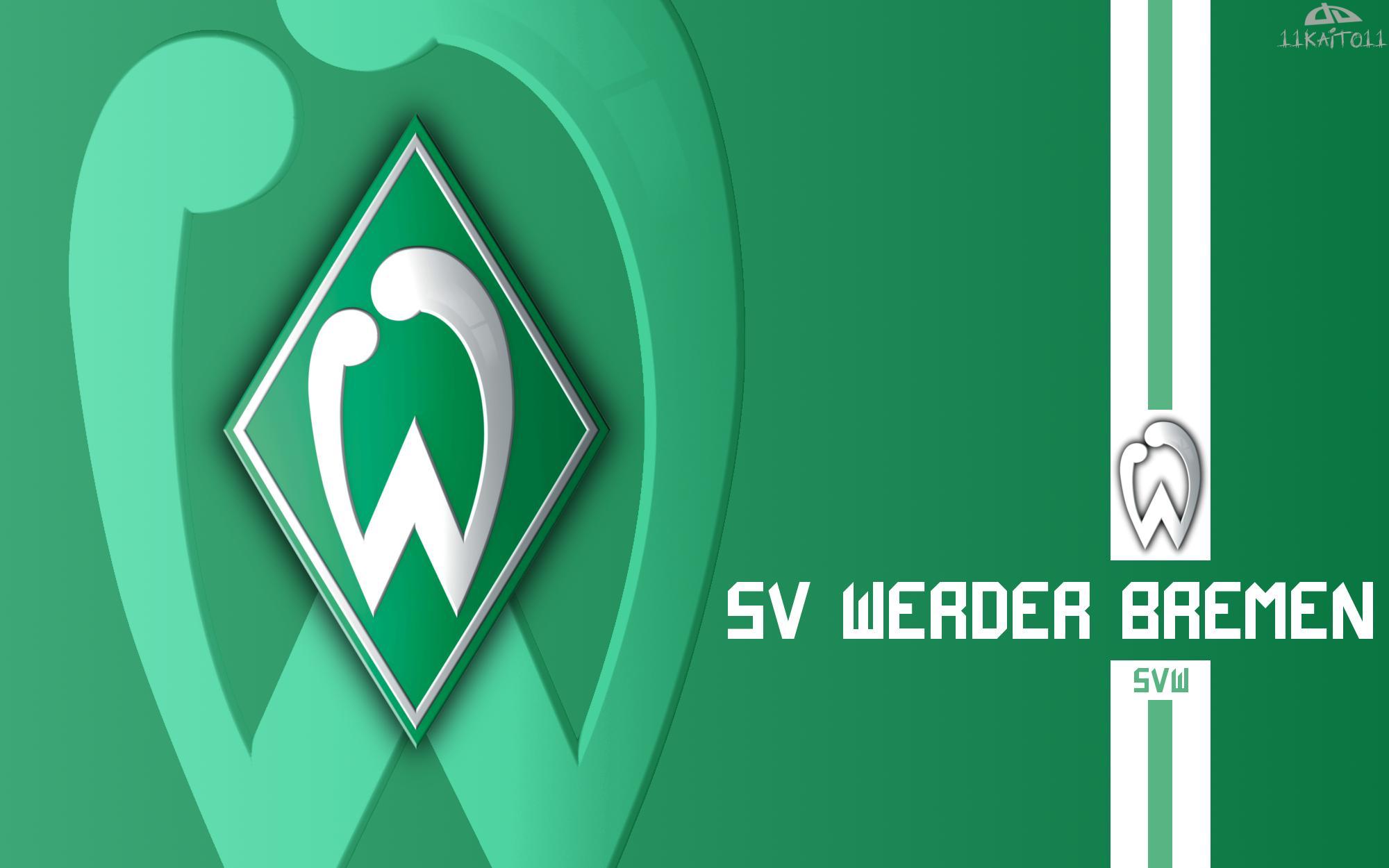 Werder Bremen Wallpaper Mit Bildern Werder Bremen Bremen Sv Werder