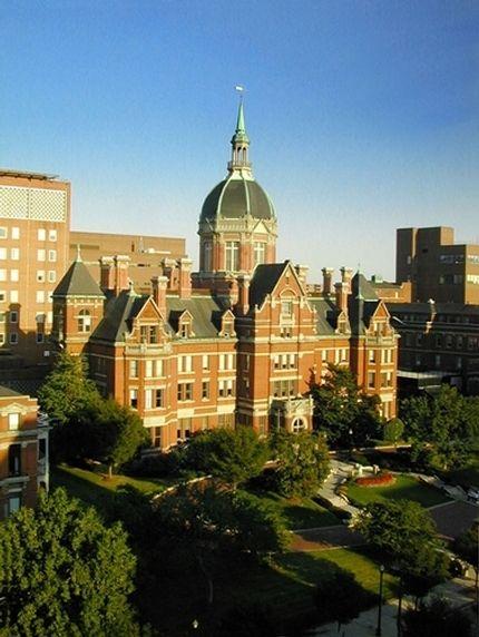 The Best Hospital Is Johns Hopkins Hospital Best Hospitals John Hopkins Hospital Baltimore