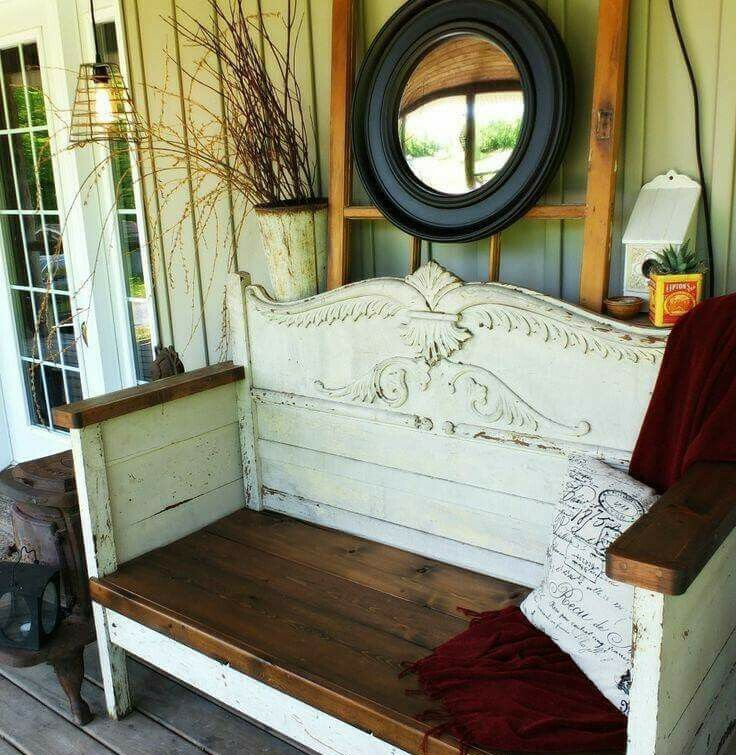 17 Lively Shabby Chic Garden Designs That Will Relax And: Pin By Mary Jacobs On Renew,relove
