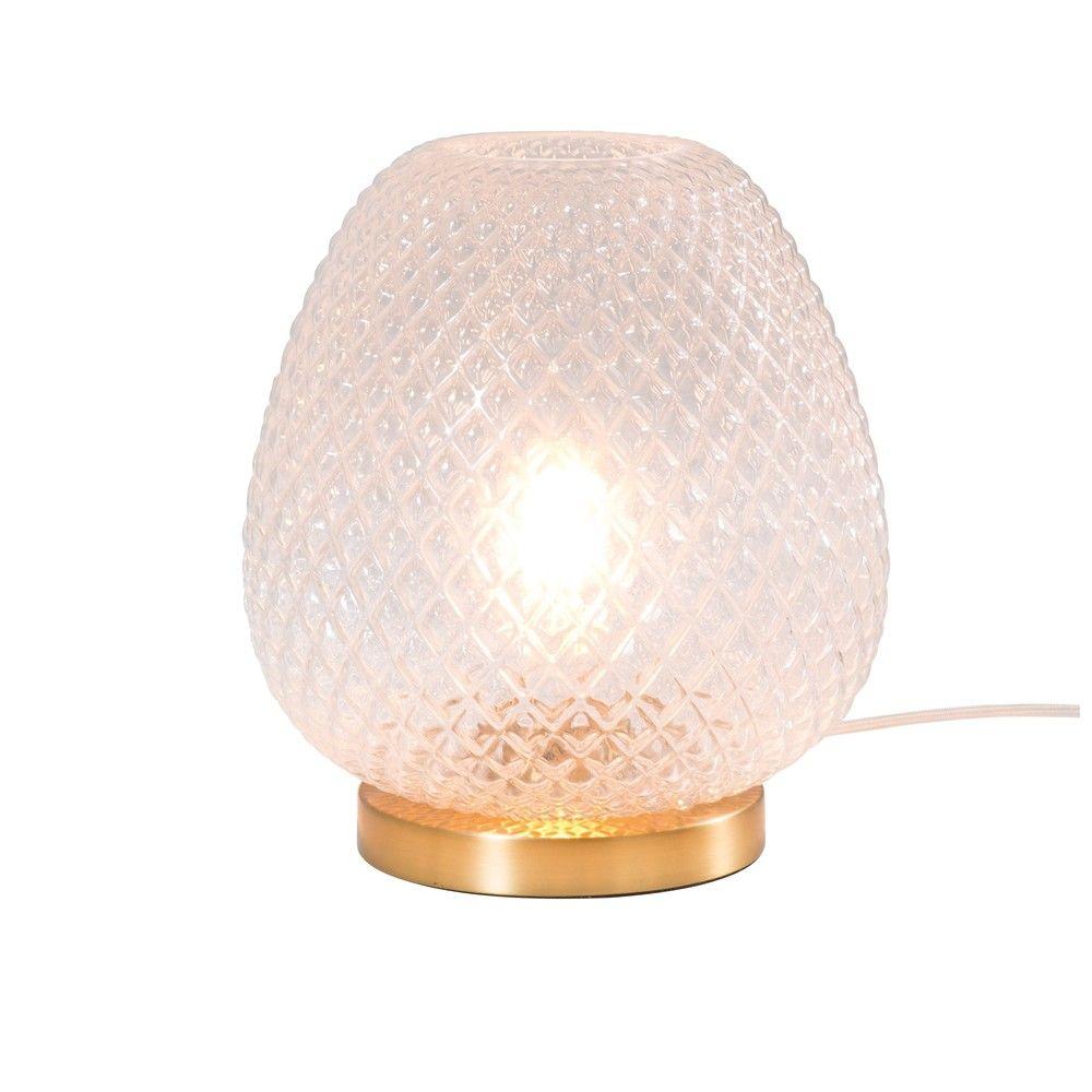 Lampes A Poser Avec Images Lampe En Verre Lampes De Table