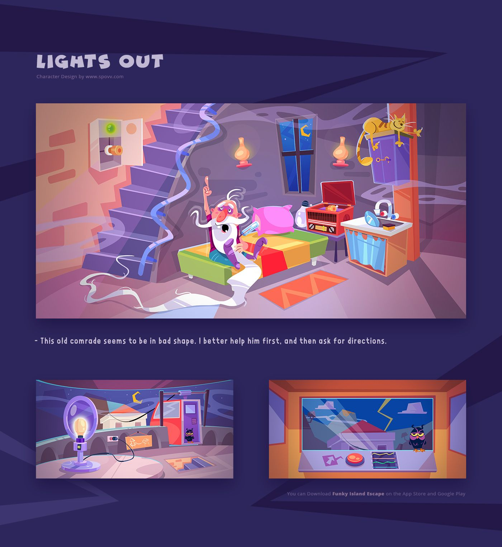 Escape Funky Island in 2020 Escape game