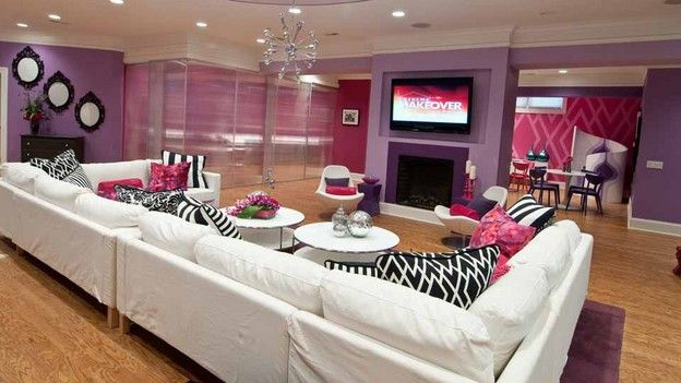 Extreme makeover living rooms and master suites omg for Dream room maker