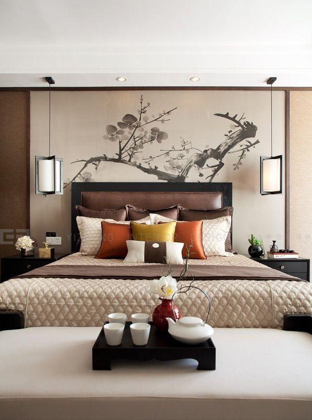 20 Beautiful Vintage Mid Century Modern Bedroom