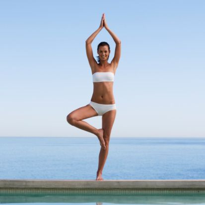 15 min yoga routine  excercise  power yoga poses yoga