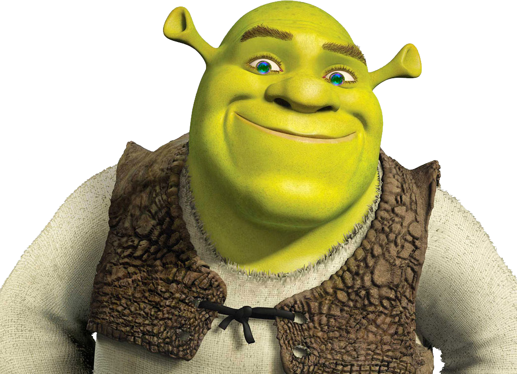 Shrek Png Image Shrek Wallpaper Adorable