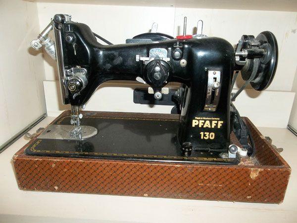 A Vintage Pfaff 40 Sewing Machine From 40 It Still Sews Best Pfaff Sewing Machine Model 130