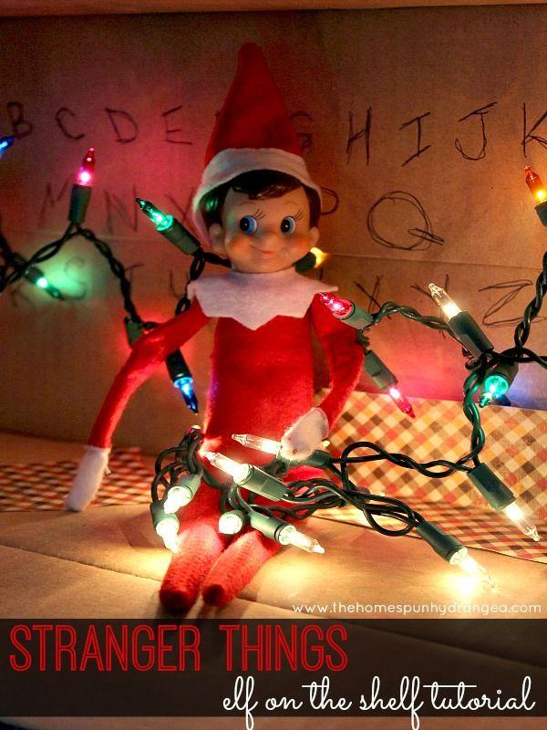 Stranger Things Elf
