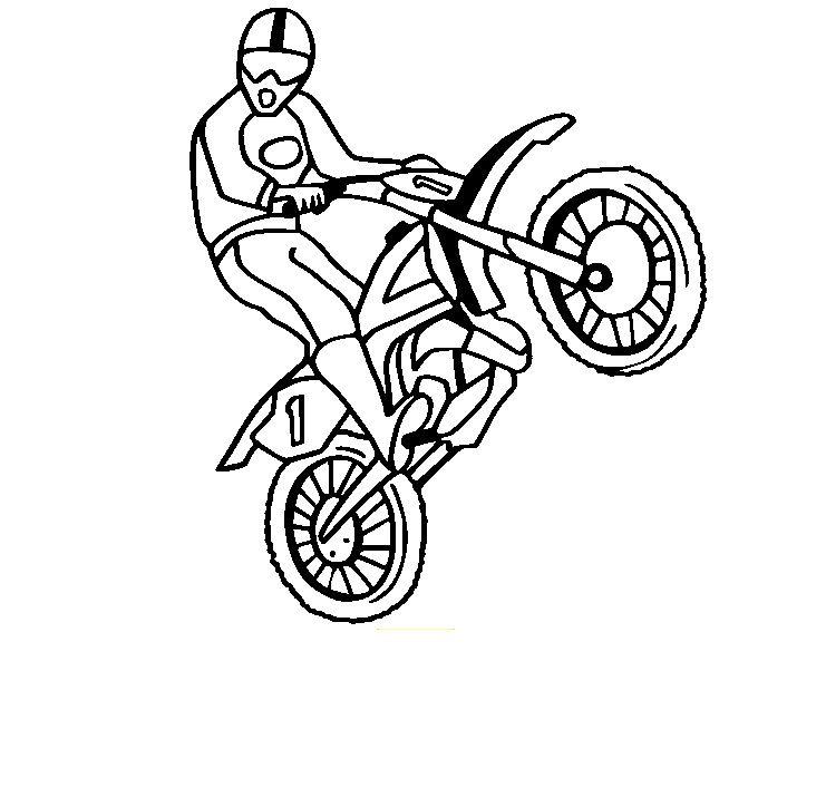 8 Nouveau Dessin Moto Cross Facile Photos Check more at ...