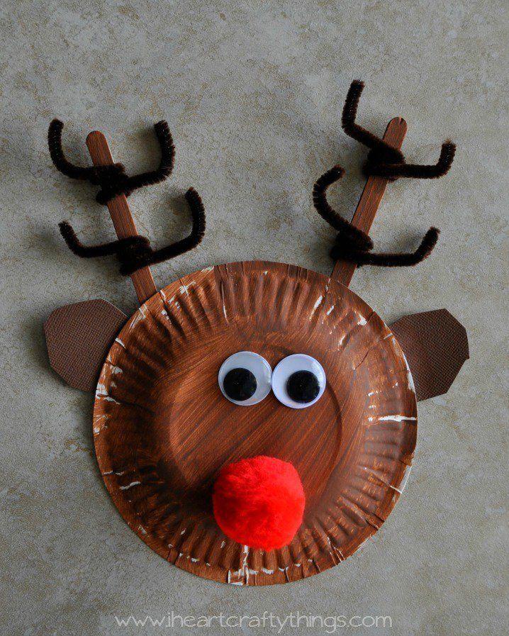 Reindeer Activities and Crafts