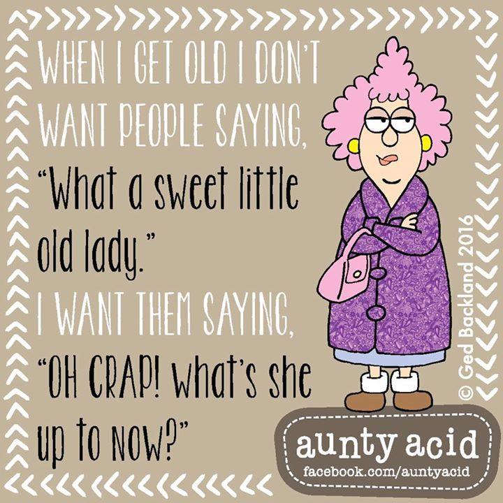 Aunty Acid's photo.