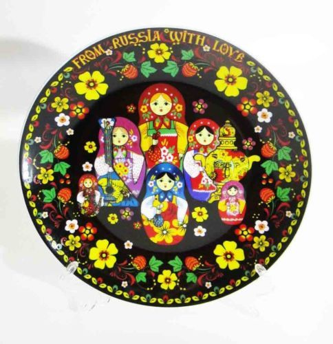 Russian-ceramic-plate-D-19-5-cm-From-Russia-with-love-2
