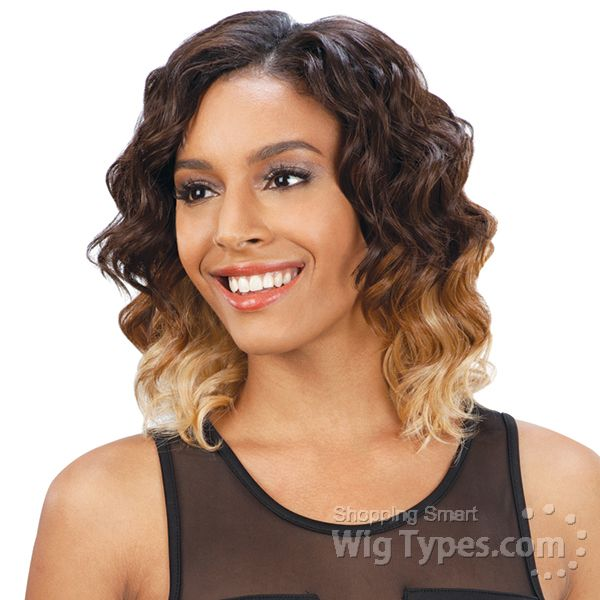 Milky Way Que Human Hair Blend Weave Srt Cut Series - ATTRAK ...