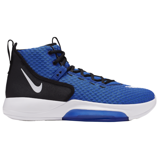 Nike Zoom Rize Men S Eastbay In 2020 Royal Blue Shoes Nike Blue White And Black
