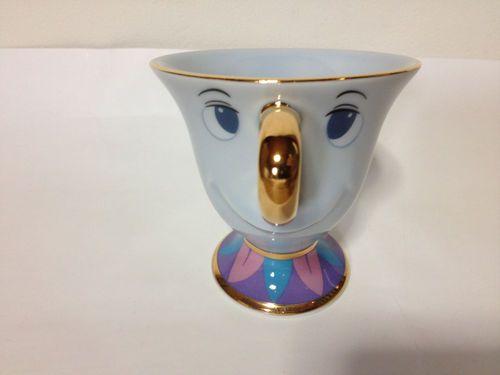 Disney coffee cup.