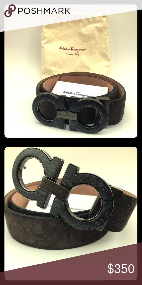 Salvatore Ferragamo Belt New and never used. Tags and