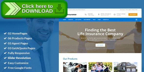 Themeforestfree nulled download insurance insurance agency themeforestfree nulled download insurance insurance agency business html5 template from httpzippyfilewnloadfpid16371 tags auto insurance friedricerecipe Gallery