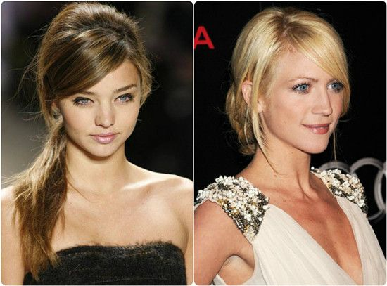 8 Best And Glamorous Hairstyles For Round Face -