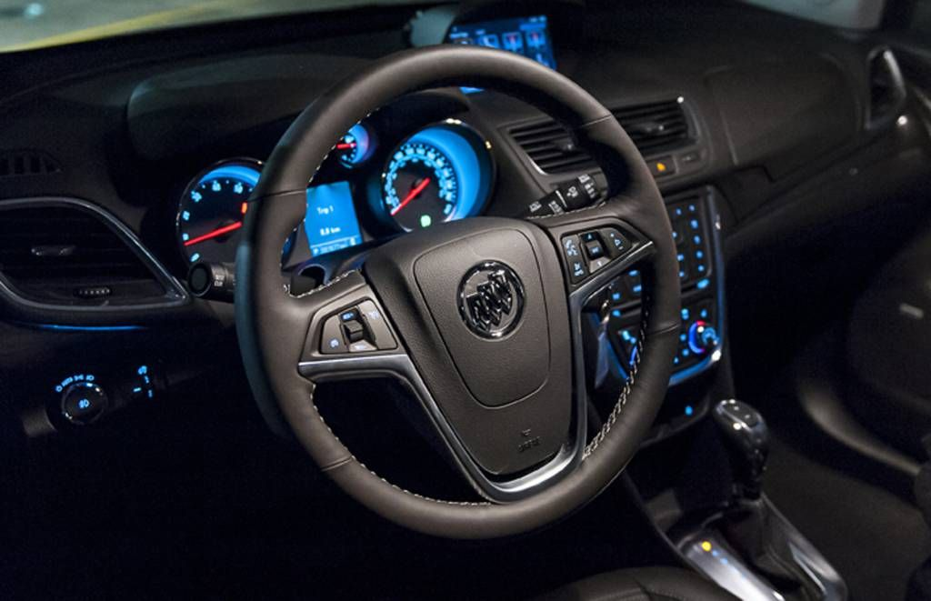 Buick Encore | Interior Lighting