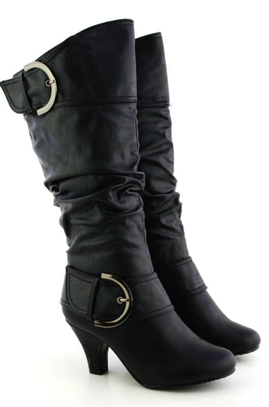 96460c0a7ed4a4 sexy boots calf or knee length - Google Search