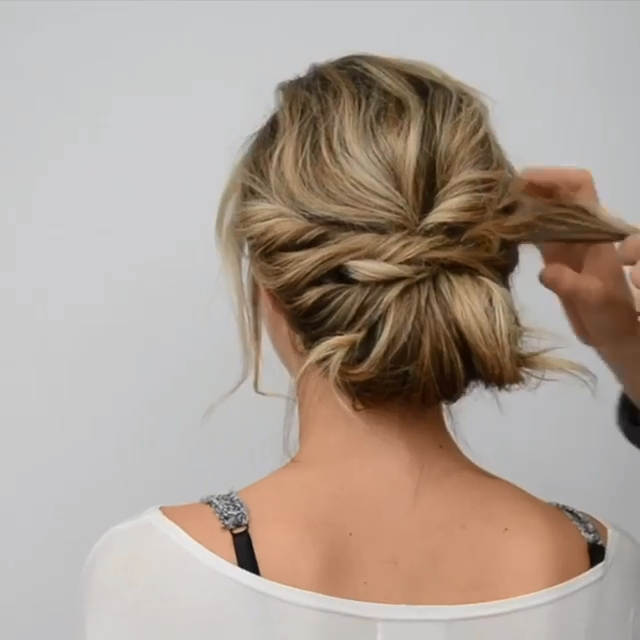 Hair Tutorial for Short Hair! –  Hair Tutorial for Short Hair! – Boda fotos