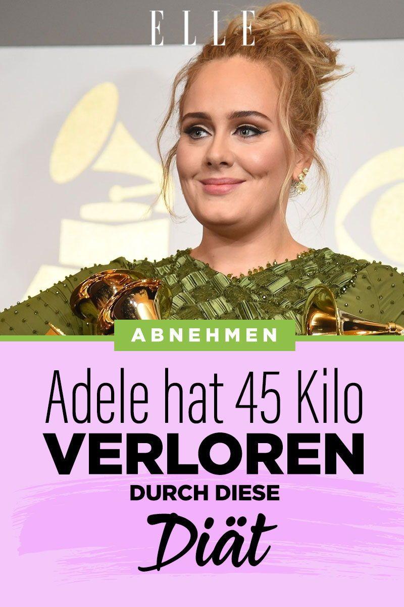 Abnehmen: Mit dieser Diät hat Adele 45 Kilo abgenommen! – Carey&CleanEatingS