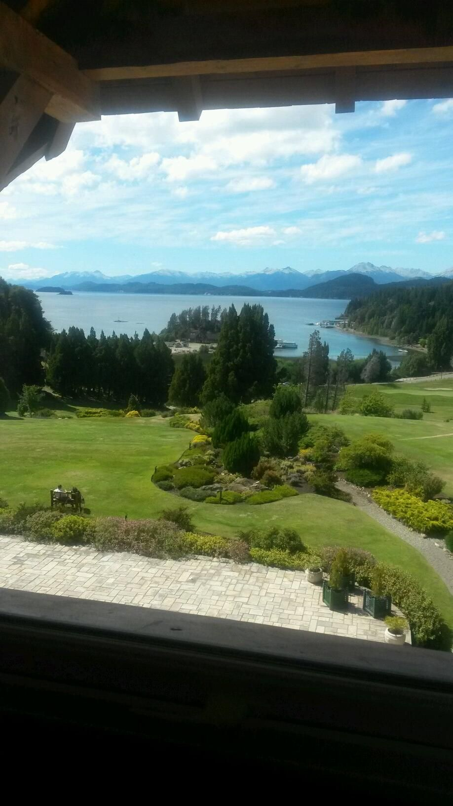 Twitter / ladyprada4: #RoomWithAView @Llao Llao Hotel & Resort, Golf - Spa - Bariloche - ...