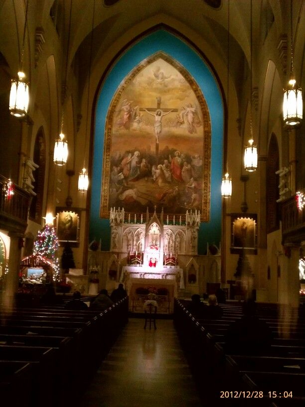 Church of the Holy Innocents, 126 West 37th Street at