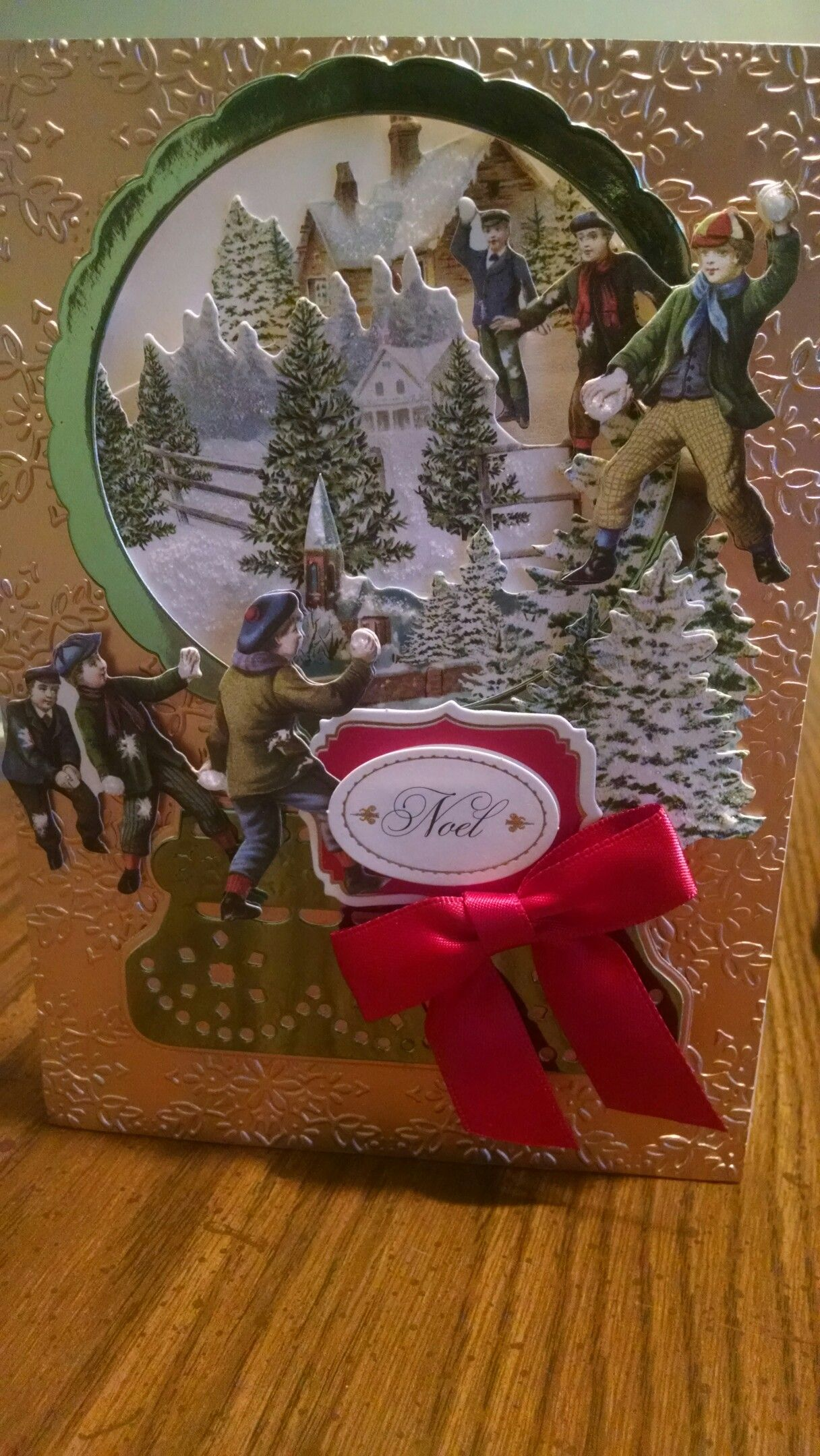 Pin by Shelly Kassa on snow globe cards Anna griffin