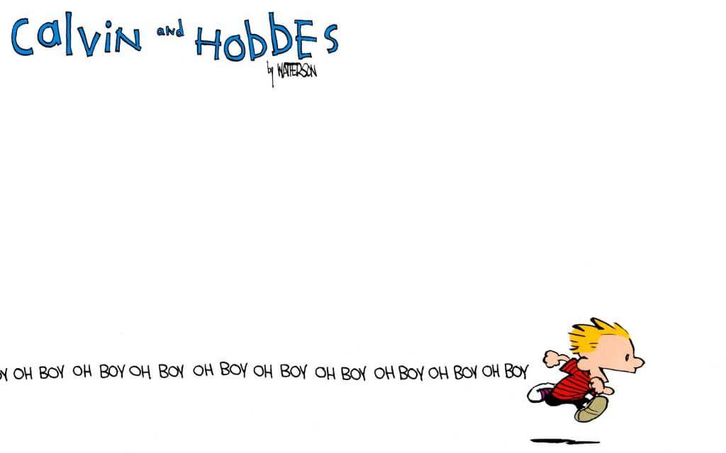 Calvin And Hobbes Comics 5 1