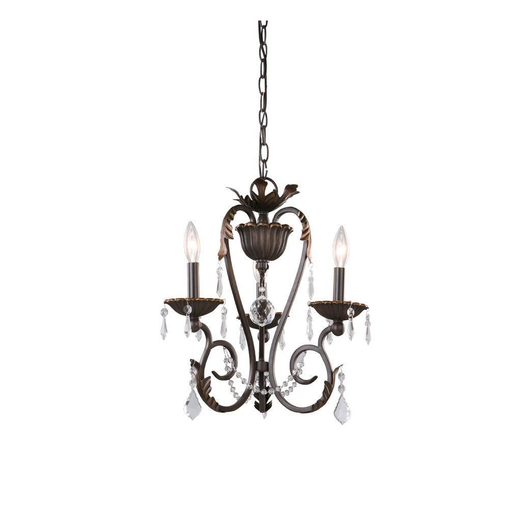 Home decorators collection madison light bronze chandelier