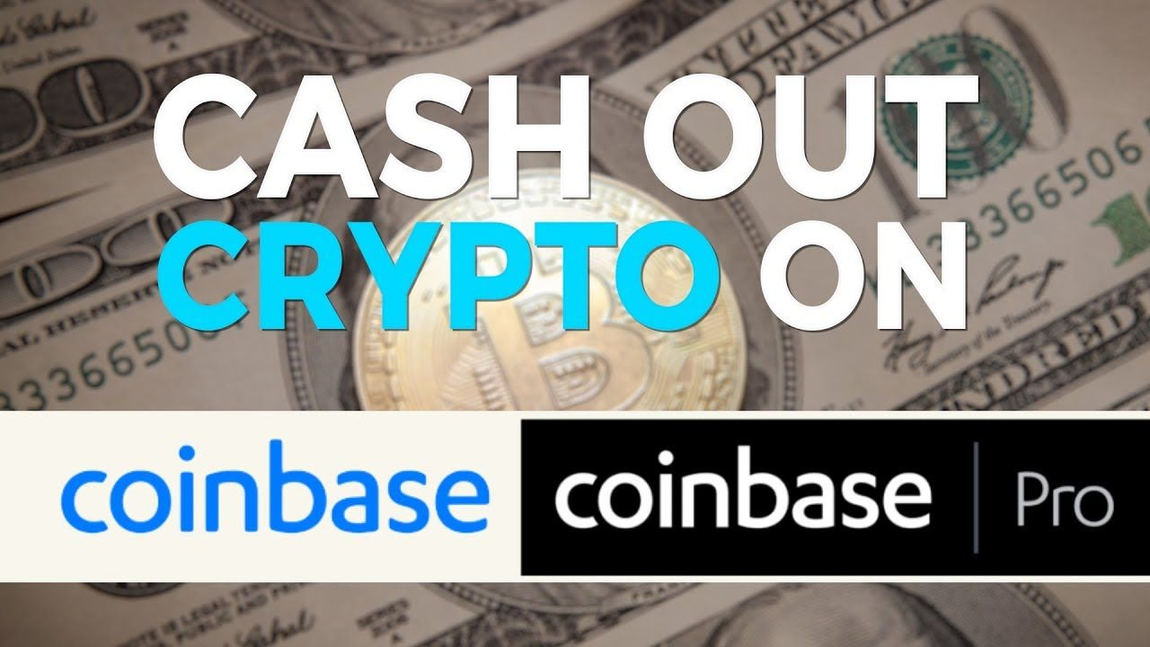 How To Cash Out Your Cryptocurrency On Coinbase Bitcoin Ethereum Etc In 2020 Cash Out Cryptocurrency Investing In Cryptocurrency