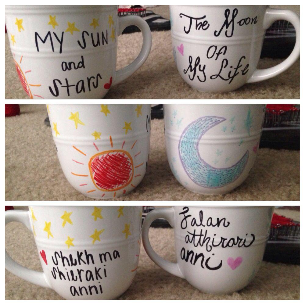 DIY Game of Thrones mug