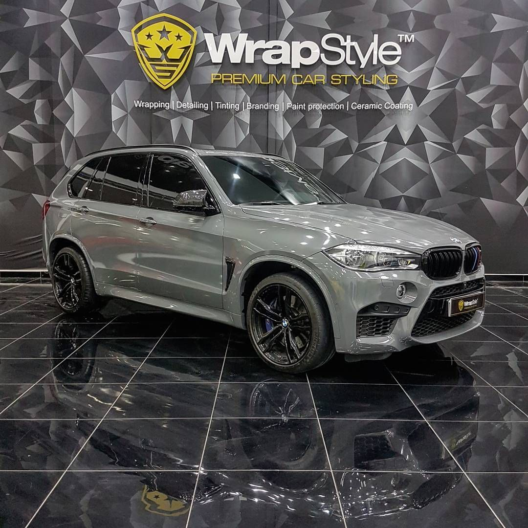 Ready For Delivery Bmw X5 M In Nardo Grey For Any Inquiries Please