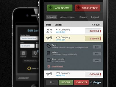 20 Beautiful Mobile UI Screenshots | UI Filters/Search