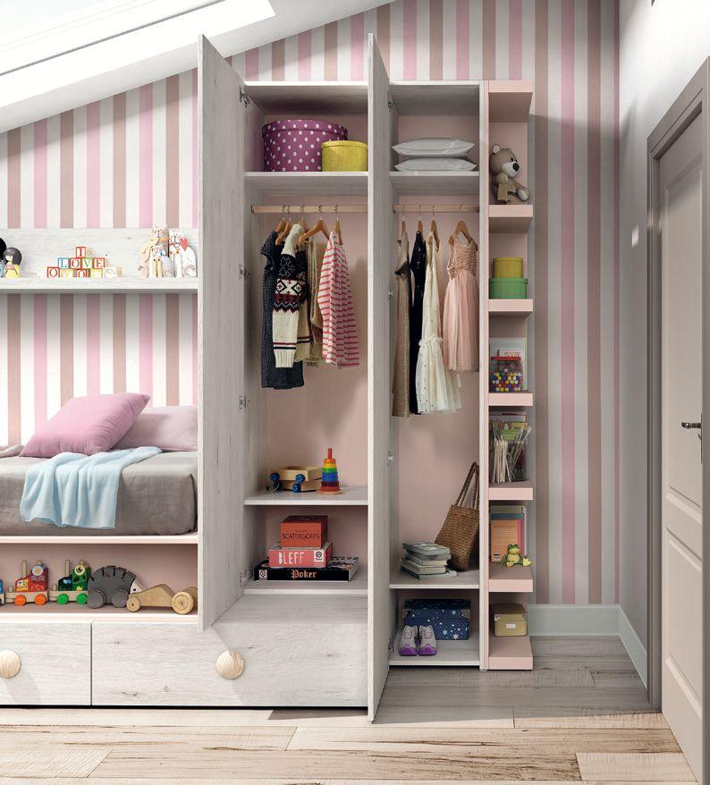 Dormitorios juveniles en Valencia   Dormitorios juveniles, Juveniles ...