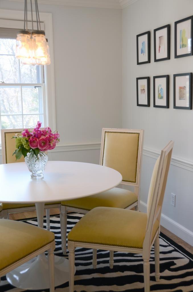 Louis Chairs by Ballard Designs I via @Jennifer Milsaps L