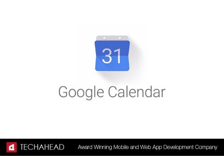 Meet the New Amazing Google Calendar App, yet another