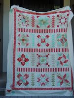 2012 Fat Quarter Shop Mystery Quilt finish by Brown Quilts. Beautiful