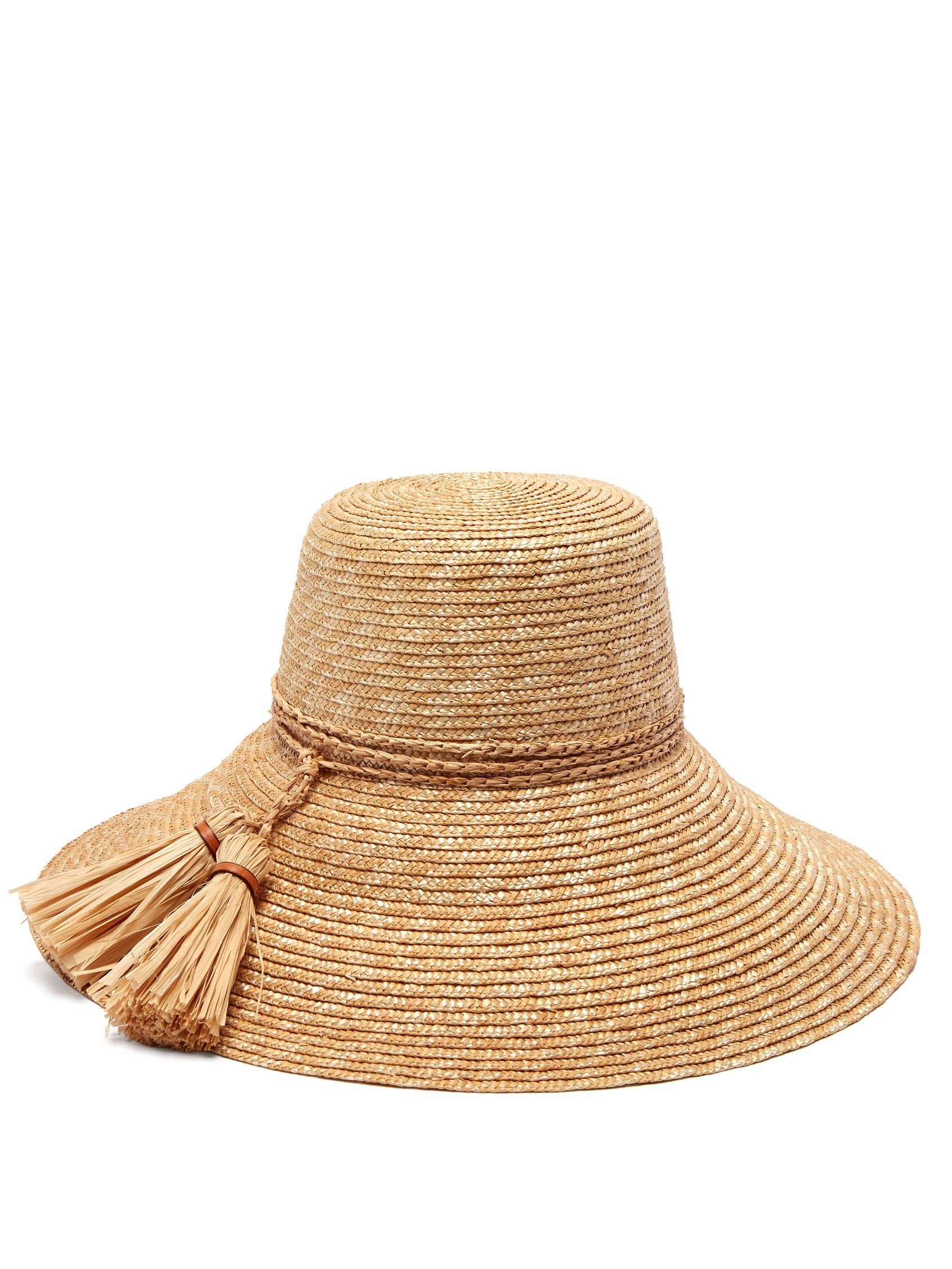 87ab71ddcd55 Lola Hats - Re-Rope Wide Brim Raffia Hat | Hats in 2019 | Hats ...