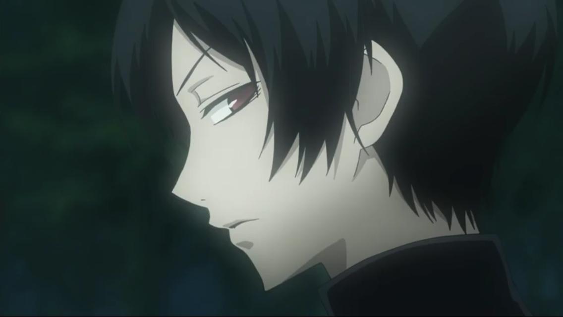 Картинки кирихито из аниме очень приятно бог