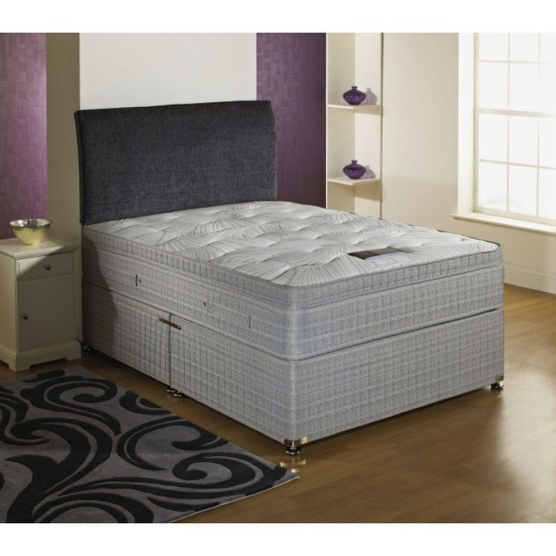 Cheap Furniture Free Delivery: Dura Beds Savoy Divan Set. Free Delivery!